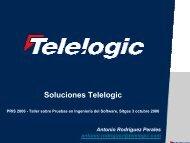 Soluciones Telelogic