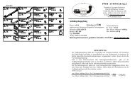 = D [kN] Anhängekupplung Katalog nr F28 PPUH AUTO ... - Rameder
