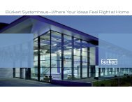 Bürkert Systemhaus—Where Your Ideas Feel Right at Home