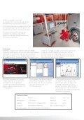 Kabelloses, computergesteuertes Achsmessgerät für  ... - JOSAM - Seite 3