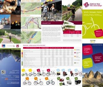 san candIdo - BrunIco - rIo dI pusterIa - Bici Alto Adige
