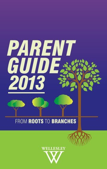 Parent Guide - Wellesley College