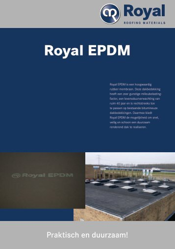 Royal EPDM - Fielmich