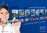 Rapport d'activité 2009 au format .pdf - CCI Alsace, Chambre de ...