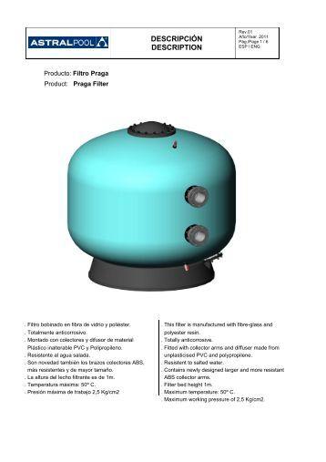 manual astral pool. Black Bedroom Furniture Sets. Home Design Ideas