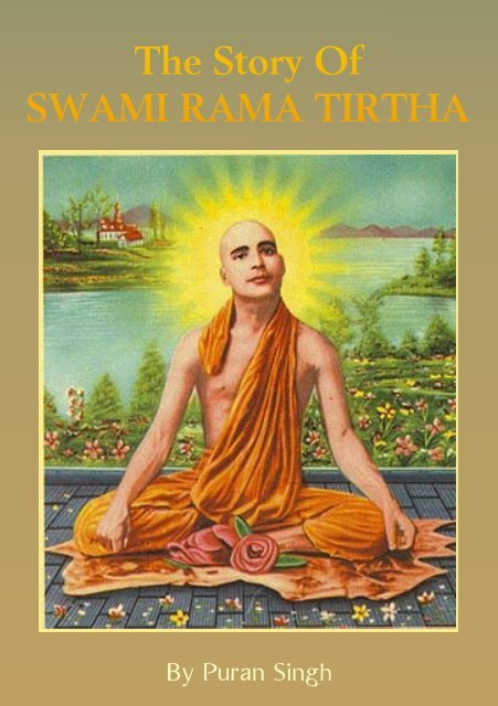 the story of swami rama holybook
