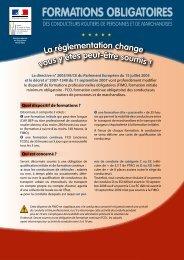 plaquette d'information - DREAL Basse-Normandie