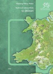 TAN 12: Design - Brecon Beacons National Park