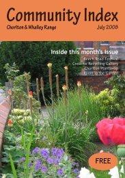 Room in the Garden - Community Index