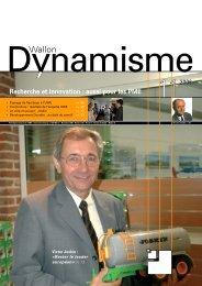 Dynamisme 199 xp pour pdf pub - Union Wallonne des Entreprises