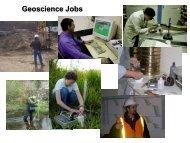 Geoscience Jobs - Geology - Western Washington University