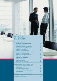 IDS Scheer AG Finanzbericht 2006