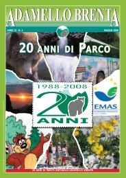 damello brent - Parco Naturale Adamello Brenta