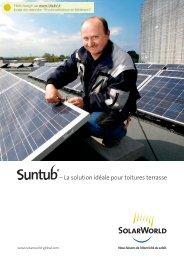– La solution idéale pour toitures terrasse - TALEV