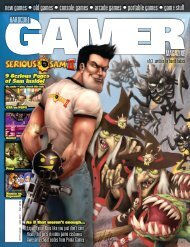 Volume 1 Issue 3 August 2005 Serious Sam II - Hardcore Gamer