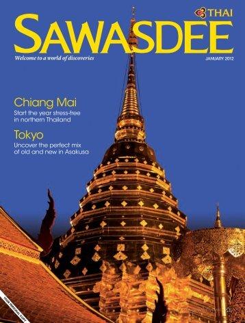 Chiang Mai Tokyo - PrThaiairways.com