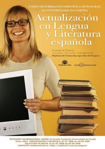 Actualización y perfeccionamiento en Lengua y Literatura española
