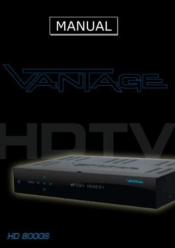 MANUAL - Vantage Digital GmbH