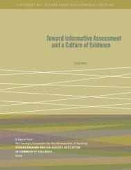 Informative Assessment - Eric