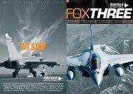 Fox Three n°11 - Dassault Aviation