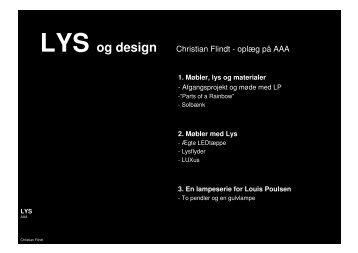 LYS og design - Lysnet