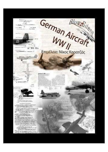 AquaTec_BlueSilent German Aircraft WWII
