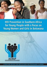 Literature Review.pdf - The African Comprehensive HIV/AIDS ...