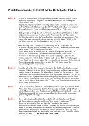 Protokoll-Kreistag 2012 - BTTV - Kreis Passau