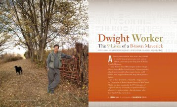 Dwight Worker - Bloom Magazine