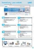 your website! - Hummel AG - Seite 3