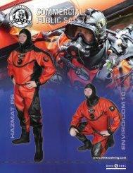 Hazmat Brochure - Whites Diving