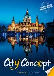 City Concept Katalog 2013/2(PDF) - Gerd Koch Konzept & Handels ...
