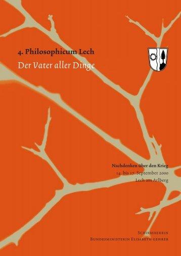 Download PDF (180k) - Philosophicum Lech