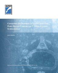 Consenso De Normas Internacionales Para Buceo Comercial Y ...