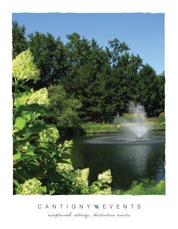 Event Guide - Cantigny Golf