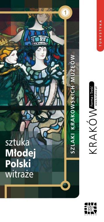 sztuka Młodej Polski, witraże - Symposium Cracoviense, Kraków