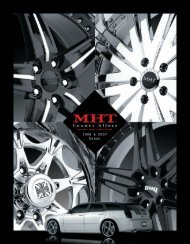 suv & truck - MHT Wheels