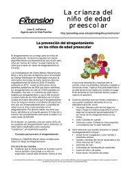 La prevencion del atragantamiento en los ninos de edad ... - Parenting