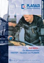 Sortiment TRISTEP - Berufsbekleidung
