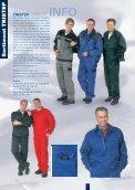 Sortiment TRISTEP - Berufsbekleidung - Seite 2