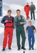 Sortiment TRISTEP - Berufsbekleidung - Seite 6