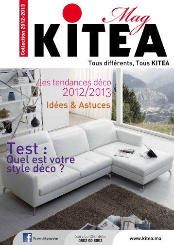 Test : - KITEA