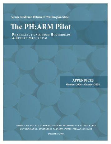 e PH:ARM Pilot - Local Hazardous Waste Management Program in ...