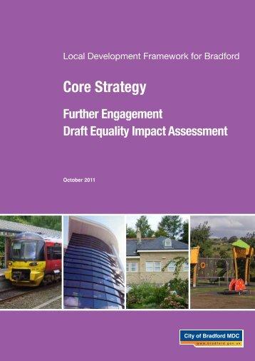 Equality Impact Assessment - Bradford Metropolitan District Council