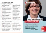 guten Händen bleibt Damit Lenglern weiter in - SPD-Ortsverein ...