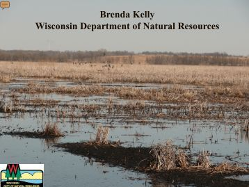 Brenda Kelly Wisconsin Department of Natural Resources