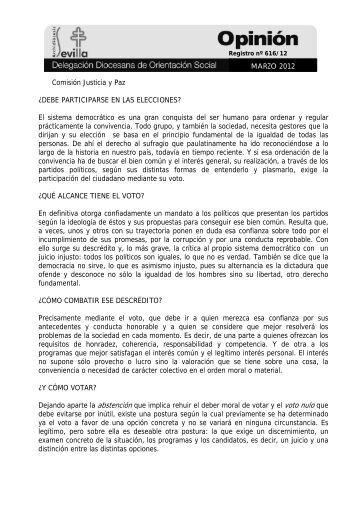 Documento completo - Caritas Diocesana de Sevilla