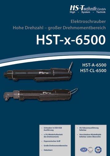 Elektroschrauber Hohe Drehzahl – großer ... - HS-Technik