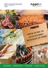 Your guide to sustainable business in food - Zero Waste SA - SA ...