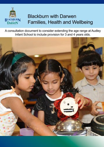 Blackburn with Darwen Families, Health and Wellbeing - urbwd.com